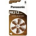 Bateria Auditiva PANASONIC 6 Unidades (PR312/PR41)